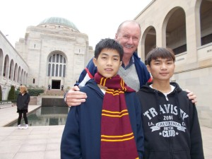 Coi and Boi from Vinh Son 1 at Australian War Memorial